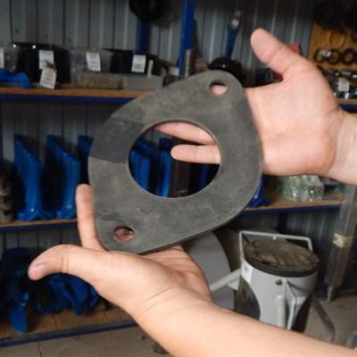 Прокладка выхода смесителя растворонасоса - фото 4675