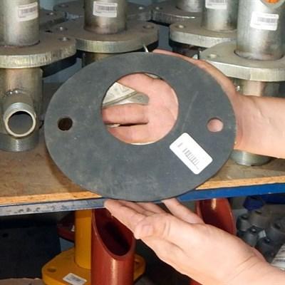 Прокладка выхода смесителя растворонасоса Rety - фото 4678