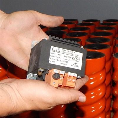 Трансформатор  380/24 вольт - фото 4711