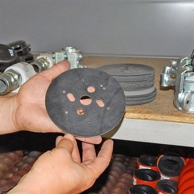 Мембрана компрессора штукатурной станции - фото 4880