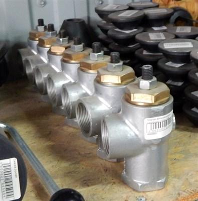 Клапан минимального давления (2 бар) EM - фото 5036