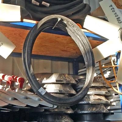 Уплотнение крышки бочки СО 241 - фото 5125