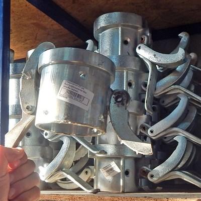 Соединение 65 мм. мама. быстроразъемное без резьбы - фото 5134