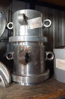 Соединение внешнее 65 мм быстроразъемное с резьбой типа D на смесительный бункер - фото 5171