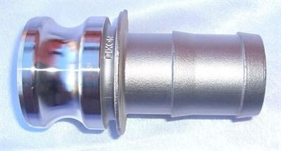 Соединение Camlock 35 мм, литое папа без резьбы - фото 5315