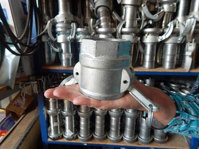 Соединение Camlock 50 мм, литое мама с резьбой - фото 5384