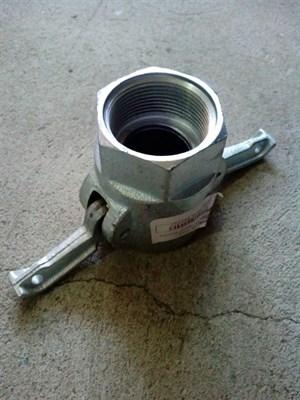 Соединение 35 мм с резьбой на смесительную камеру - фото 5413