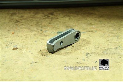Рычаг механизма клапана крышки бункера растворонасоса Brinkmann - фото 5428