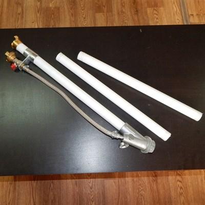 Трубка пистолета распылителя 25мм - фото 5435
