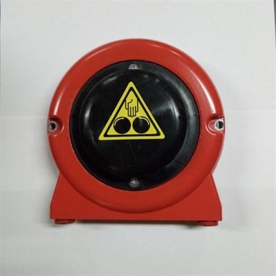 Крышка компрессора штукатурной станции в сборе - фото 5562