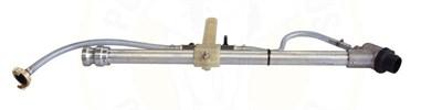 Пистолет растворный 35 мм  800 мм алюминиевый - фото 5699