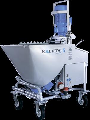 Штукатурная станция Kaleta A5 - фото 5788