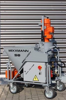 Штукатурная станция MIXXMANN S8 - фото 5807