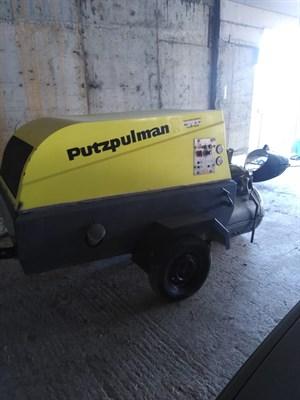 Пневмонагнетатель Putzpulman S500 D - фото 5882