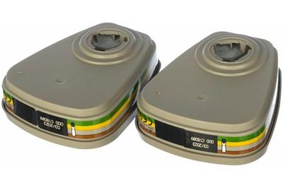 Фильтр противогазовый 6059 3М - фото 6023