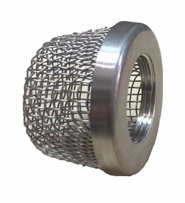 """Фильтр грубой очистки ( из нержавеющей стали) Размер: 1 """" (25,4 мм) один слой 189920 - фото 6037"""