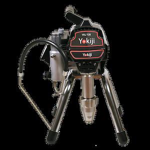 YOKIJI YKJ720 Профессиональный окрасочный аппарат с удлиненным поршнем - фото 6149