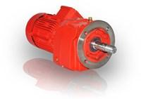 Мотор привода 380 V 1.5 kW- 28 об/мин