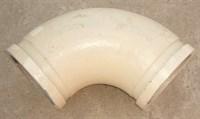 Угол бетоновода DN125*R180*90