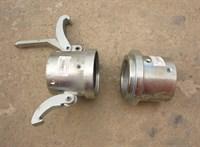 Соединение 65 мм быстроразъемное без резьбы (комплект мама-папа)