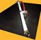 Пистолет растворный 25мм КPNK 500 мм с GEKA соединением - фото 5431